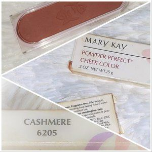 2 Boxes Mary Kay Cashmere Blush Cheeks